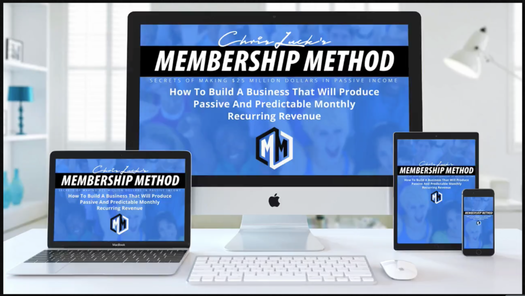 #1Membership Method Review