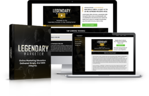 1- LIVE A LEGENDARY MARKETER LIFESTYLE!